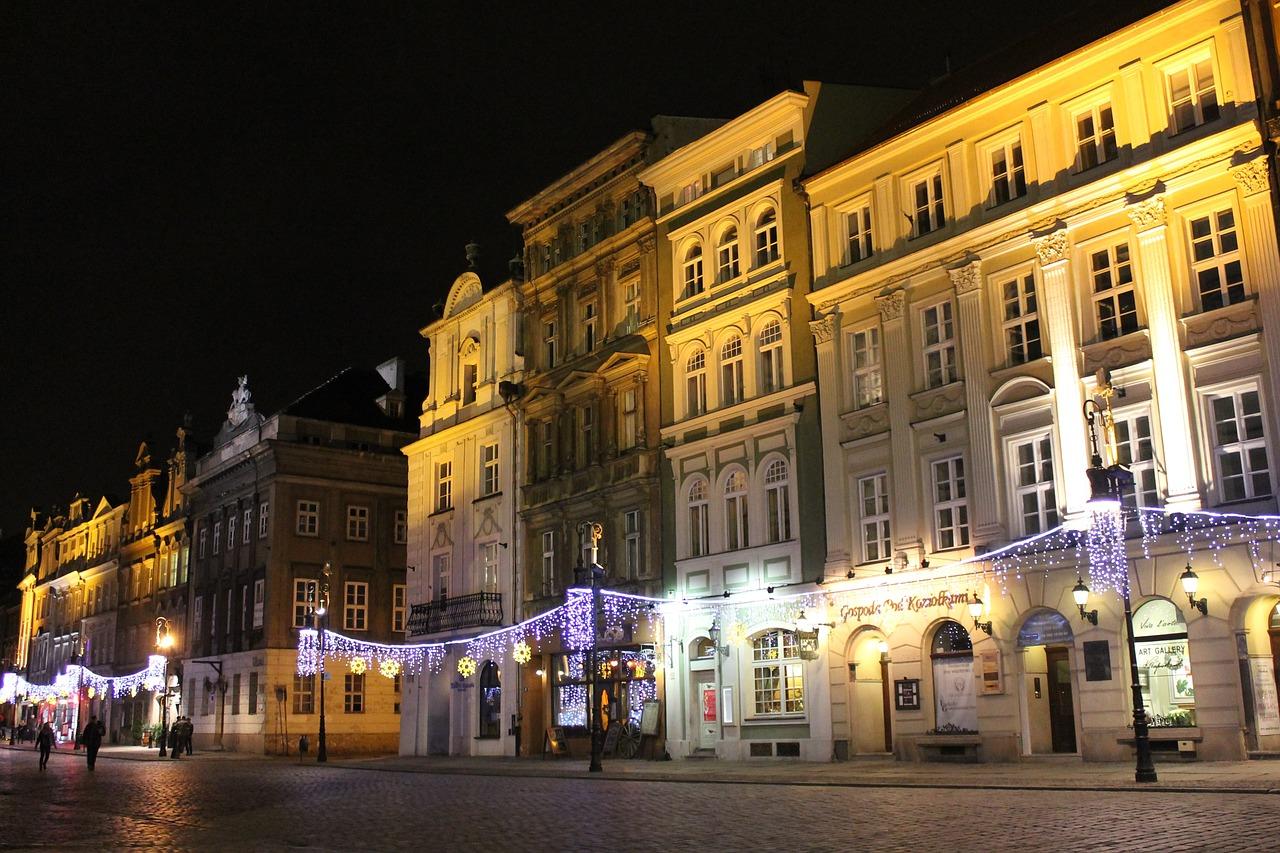 Poznańskie atrakcje