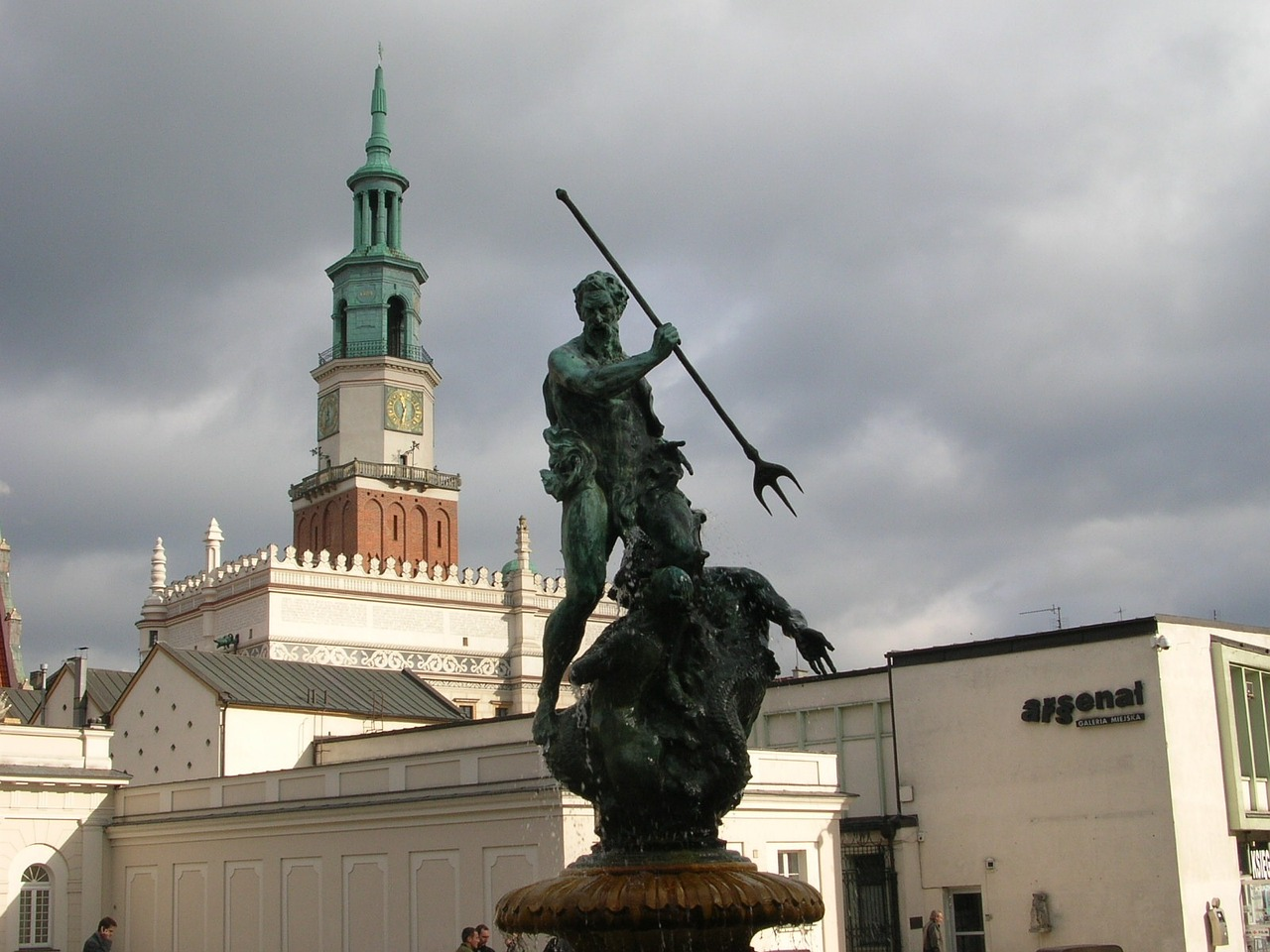 Poznańska tradycja i nowoczesność
